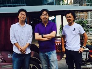 カンボジア 日本人歯科医師・技工士
