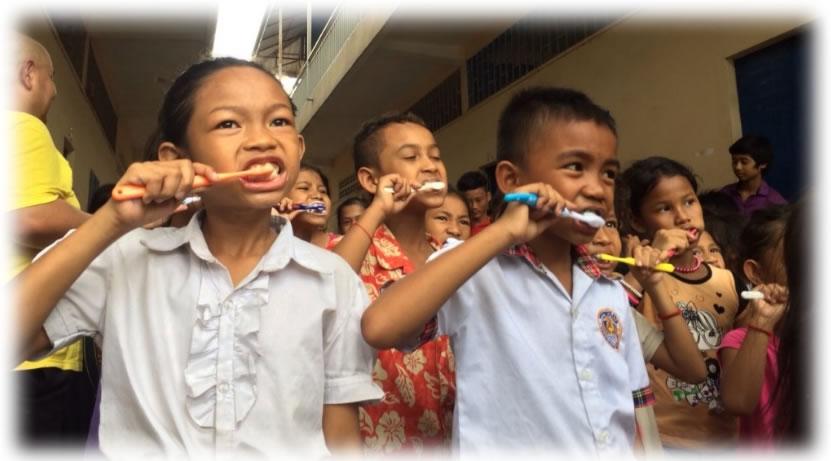 カンボジア歯科